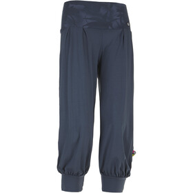 E9 Luna 3/4 Pants Women, blue navy